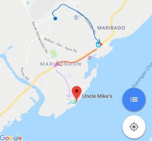 マリゴンドンmap