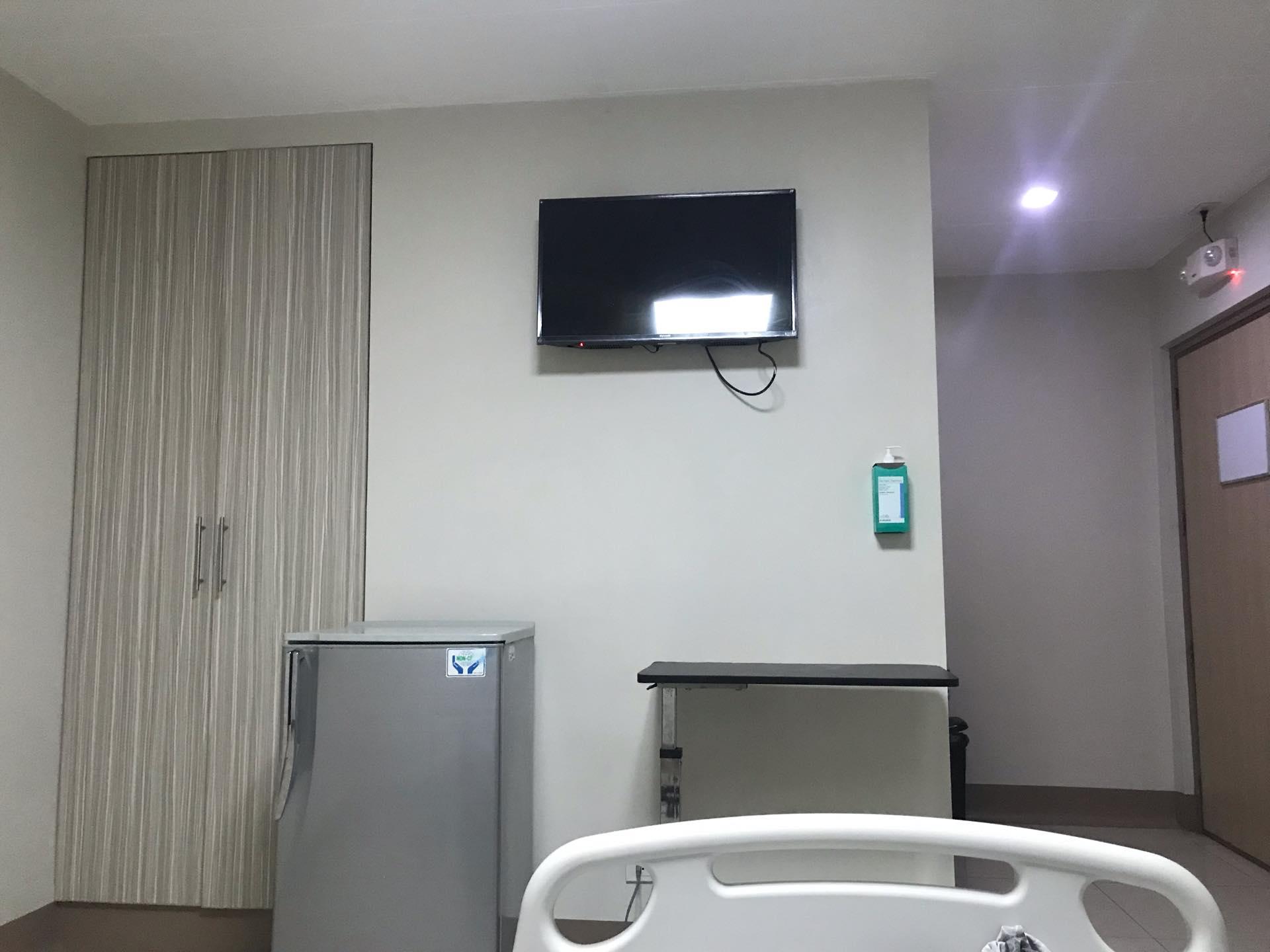 セブの病室