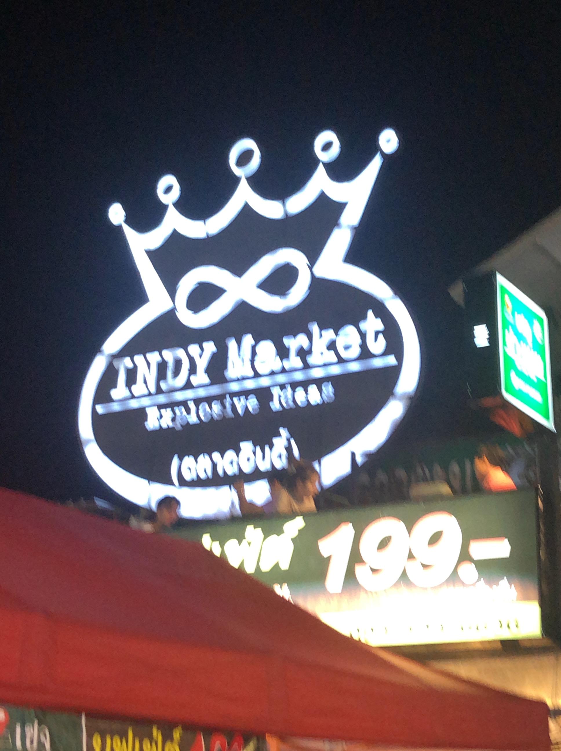 INDY Market(インディマーケット)