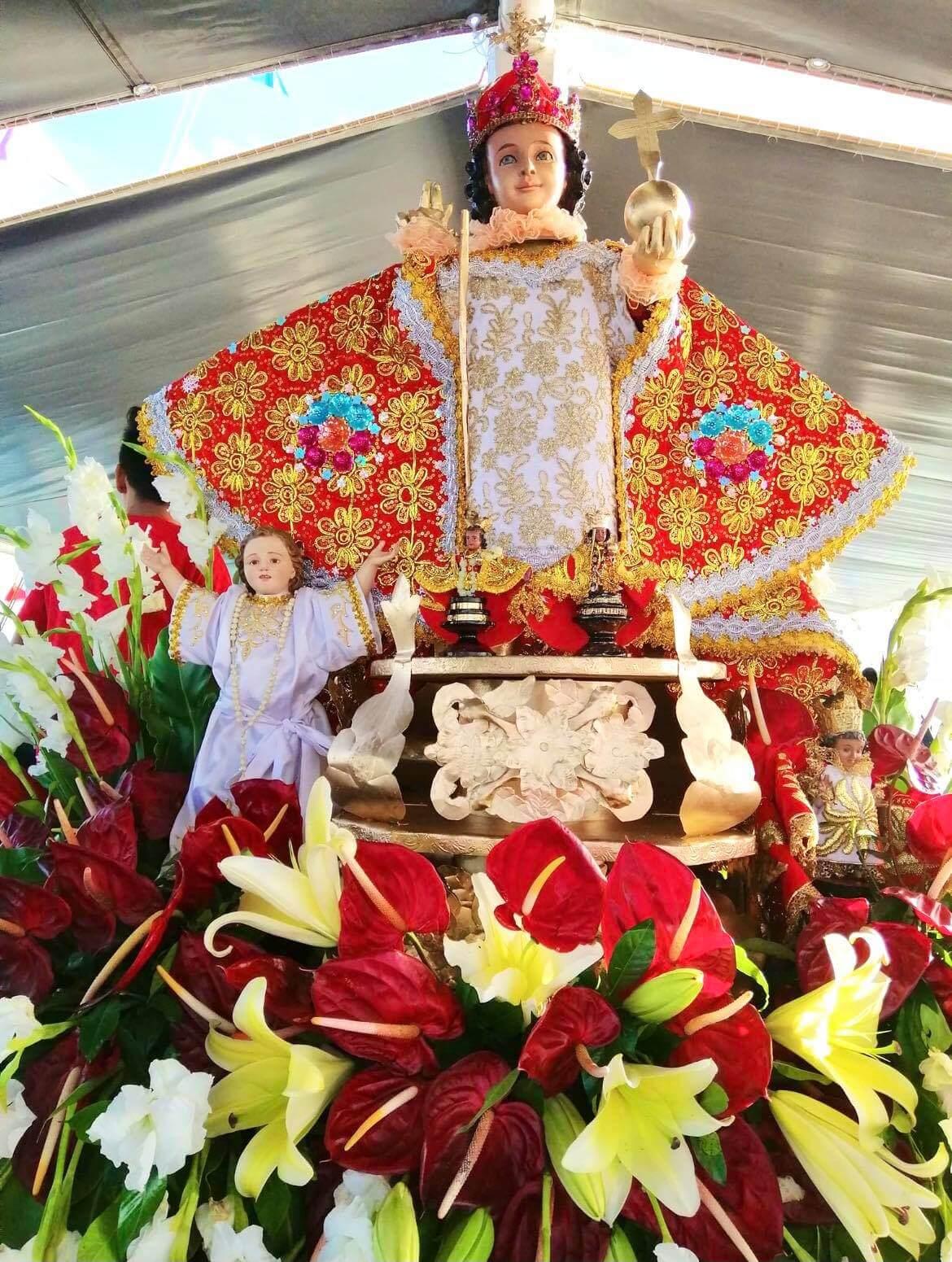 St. niñoの像