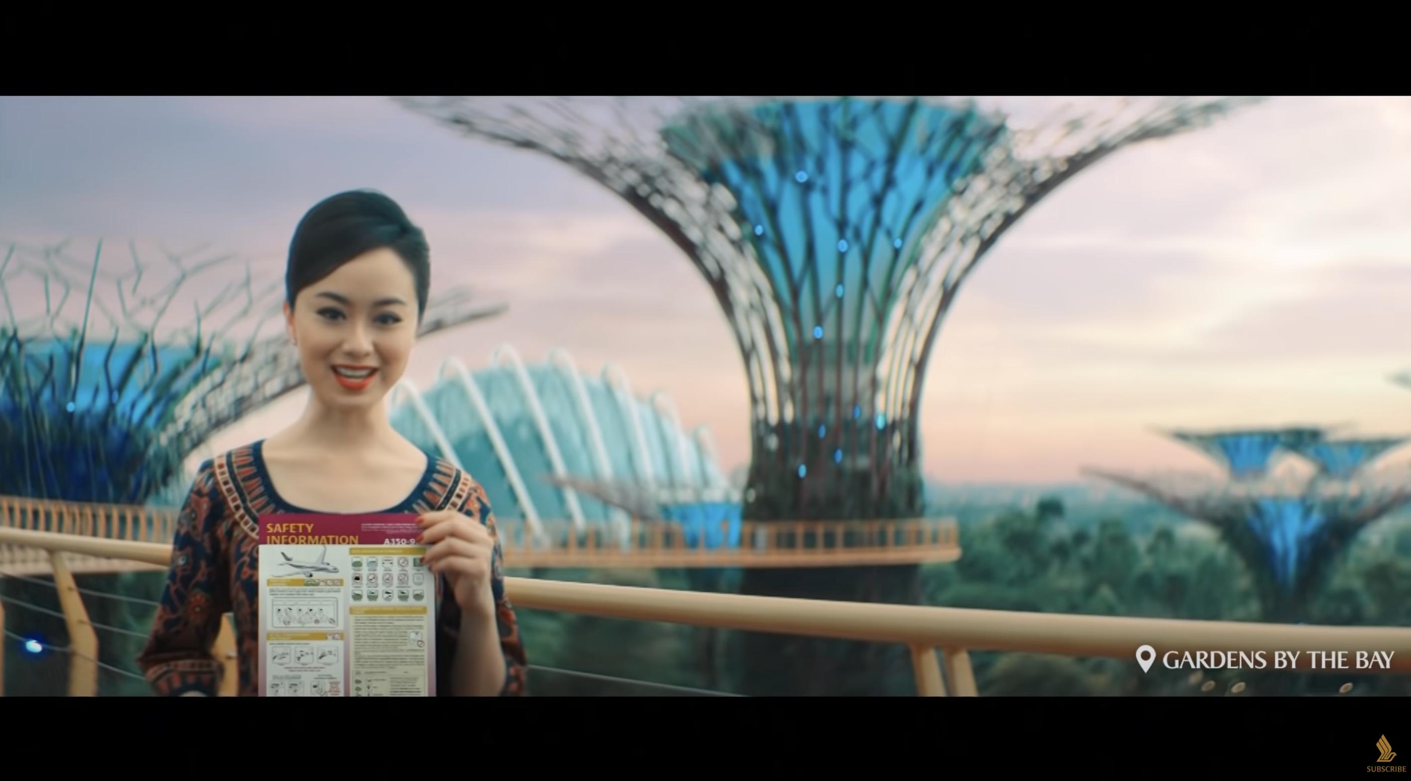 パート(7)シンガポール航空